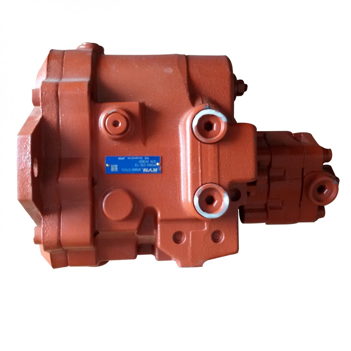 NACHI PVS-1B-22N0-12 PVS Series Variable Volume Piston Pumps